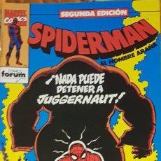 Cómics: SPIDERMAN 9 SEGUNDA EDICIÓN . Lote 194241160