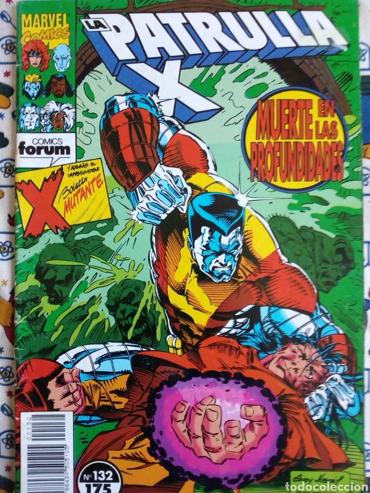 PATRULLA X - FORUM VOL 1 N 132 (Tebeos y Comics - Forum - Patrulla X)