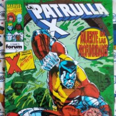 Cómics: PATRULLA X - FORUM VOL 1 N 132. Lote 194270145