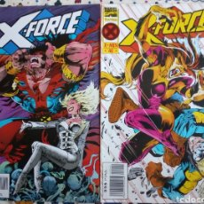 Cómics: X-FORCE - VOL 1 N 40 Y 41. Lote 194270621