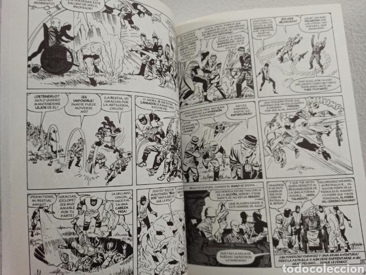 Cómics: Colección Biblioteca Marvel. Patrulla X. - Foto 4 - 194274973