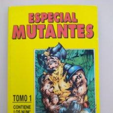 Cómics: ESPECIAL MUTANTES. TOMO 1 RETAPADO. FÓRUM. # 1 AL 5. Lote 194278245