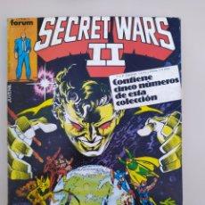Cómics: SECRET WARS II RETAPADO.#21 AL 25 FÓRUM. 1986. Lote 194279997