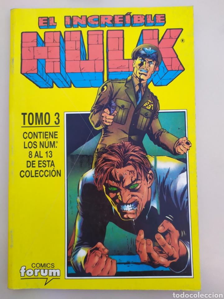 Cómics: Magnifico lote Hulk!!! 6 retapados!. Ver descripción - Foto 3 - 194289385