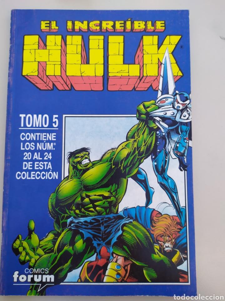 Cómics: Magnifico lote Hulk!!! 6 retapados!. Ver descripción - Foto 4 - 194289385