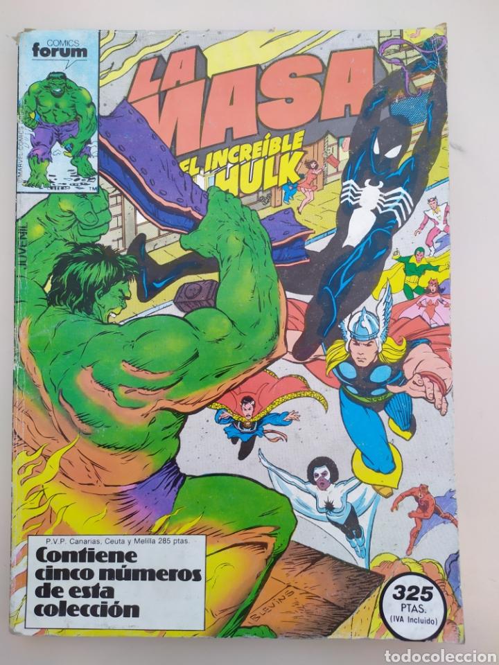 Cómics: Magnifico lote Hulk!!! 6 retapados!. Ver descripción - Foto 5 - 194289385