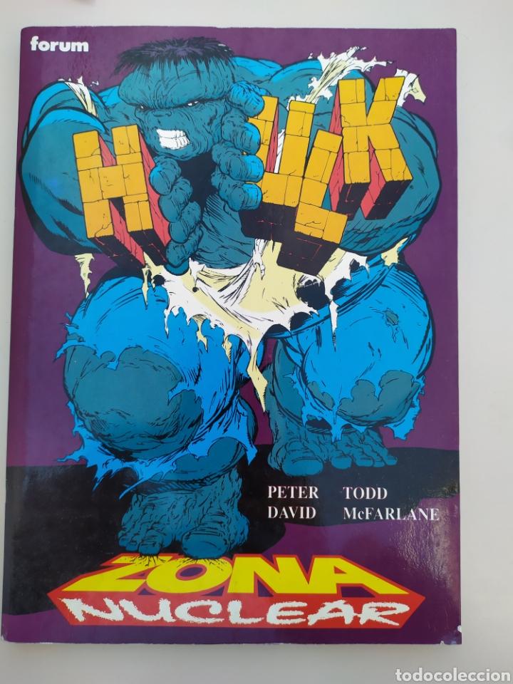 Cómics: Magnifico lote Hulk!!! 6 retapados!. Ver descripción - Foto 6 - 194289385