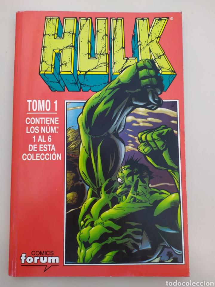 MAGNIFICO LOTE HULK!!! 6 RETAPADOS!. VER DESCRIPCIÓN (Tebeos y Comics - Forum - Retapados)