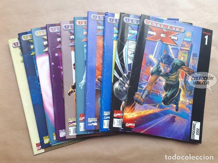 Cómics: Ultimate X-Men vol 1 - 1 a 19 - Etapa Mark Millar y Adam Kubert completa - Forum - JMV - Foto 2 - 194307946