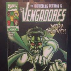Fumetti: LOS VENGADORES VOL.3 N.34 NEFARIA TRIUNFANTE . ESPECIAL 40 PP . ( 1998/2005 ).. Lote 194312347