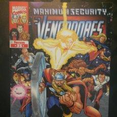 Cómics: LOS VENGADORES VOL.3 N.35 MAXIMUM SECURITY . ( 1998/2005 ).. Lote 194312616