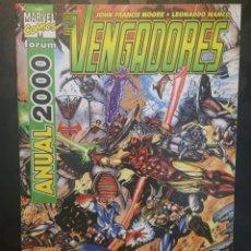 Fumetti: LOS VENGADORES VOL.3 ANUAL 2000 . ESPECIALES . ( 1999/2000 ).. Lote 194313057