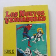 Cómics: LOS NUEVOS VENGADORES VOL.1 RETAPADO TOMO 15 CON LOS Nº 76-77-78-79-80 FORUM CX41. Lote 194326345