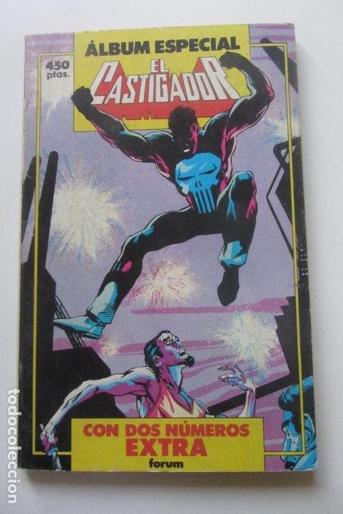 FORUM ALBUM ESPECIAL CASTIGADOR CON DOS NUMEROS EXTRA FORUM CX41 (Tebeos y Comics - Forum - Retapados)