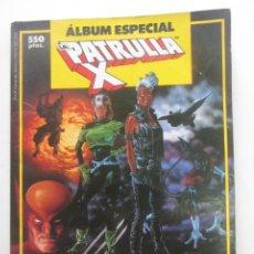 Cómics: ALBUM ESPECIAL LA PATRULLA X CON 3 NUMEROS EXTRA RETAPADO FORUM CX41. Lote 194328773