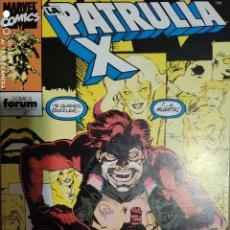 Cómics: PATRULLA X RETAPADO DEL 101 AL 105. Lote 194339808