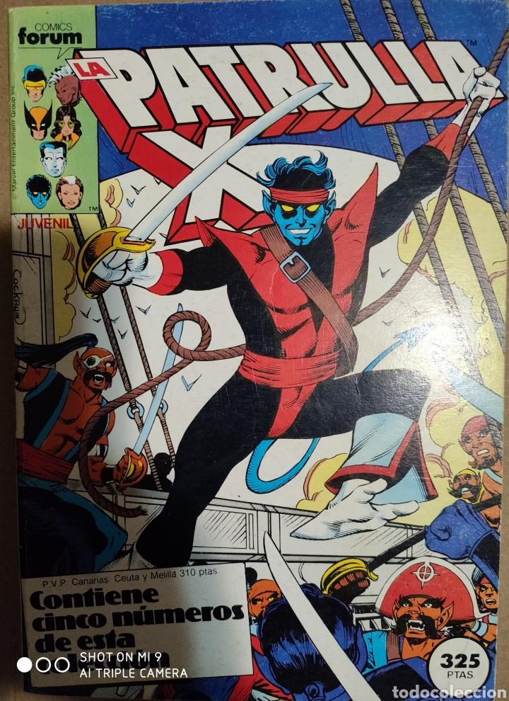 PATRULLA X RETAPADO DEL 47 AL 51 (Tebeos y Comics - Forum - Patrulla X)
