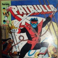 Comics : PATRULLA X RETAPADO DEL 47 AL 51. Lote 194339937