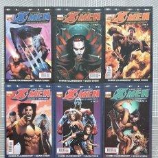 Cómics: X-MEN. EL FIN DE CHRIS CLAREMONT Y SEAN CHEN. SL COMPLETA DE 9 COMICS. PANINI COMICS 2005. Lote 194366210