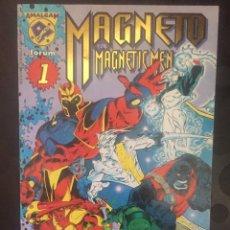 Fumetti: MAGNETO Y LOS MAGNETIC MEN N.5 AMALGAM COMICS . ( 1997/1998 ).. Lote 194381185