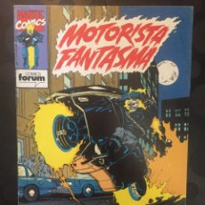 Comics: MOTORISTA FANTASMA N.2 SANGRE DE VIDA . ( 1991/1994 ).. Lote 194400551