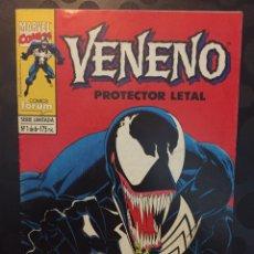Cómics: VENENO : PROTECTOR LETAL N.1 ALMAS NEGRAS A LA DERIVA . ( 1994 ).. Lote 194525922