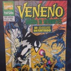 Cómics: VENENO : GUERRA DE SIMBIONTES N.2 . DONDE ESTA EDDIE BROCK . ( 1995 ).. Lote 194526987