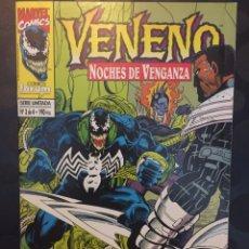 Cómics: VENENO : NOCHES DE VENGANZA N.3 VENENO Y VENGANZA ACORRALADOS . ( 1995 ).. Lote 194527551