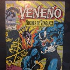 Cómics: VENENO : NOCHES DE VENGANZA N.4 FIN DE LA PERSECUCION . ( 1995 ).. Lote 194527815