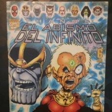 Cómics: THANOS : EL ABISMO DEL INFINITO . RECOMPENSAS Y CASTIGO . ESPECIAL 40PP . ( 2003 ).. Lote 194528802