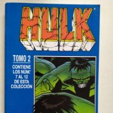 Cómics: HULK. TOMO 2 # 7 AL 12. RETAPADO. CÓMICS FÓRUM. Lote 194581671