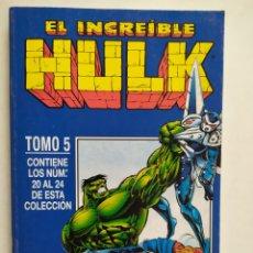 Cómics: HULK. TOMO 5 # 20 AL 24. RETAPADO. CÓMICS FÓRUM. POSEO MÁS COMICS EN VENTA.. Lote 194582377