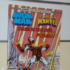 Comics: IRON MAN VOL. 1 Nº 49 - FORUM. Lote 246831150