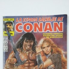 Cómics: LA ESPADA SALVAJE DE CONAN EL BARBARO. Nº 171. SERIE ORO. TDKC47. Lote 194621610