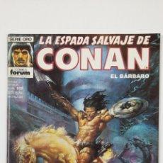 Cómics: LA ESPADA SALVAJE DE CONAN EL BARBARO. Nº 199. SERIE ORO. TDKC47. Lote 194621661