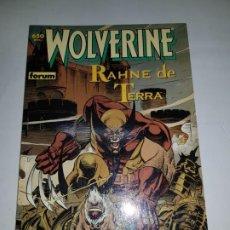 Cómics: WOLVERINE RAHNE DE TERRA ESTADO NORMAL COMICS FORUM MAS ARTICULOS. Lote 194637251