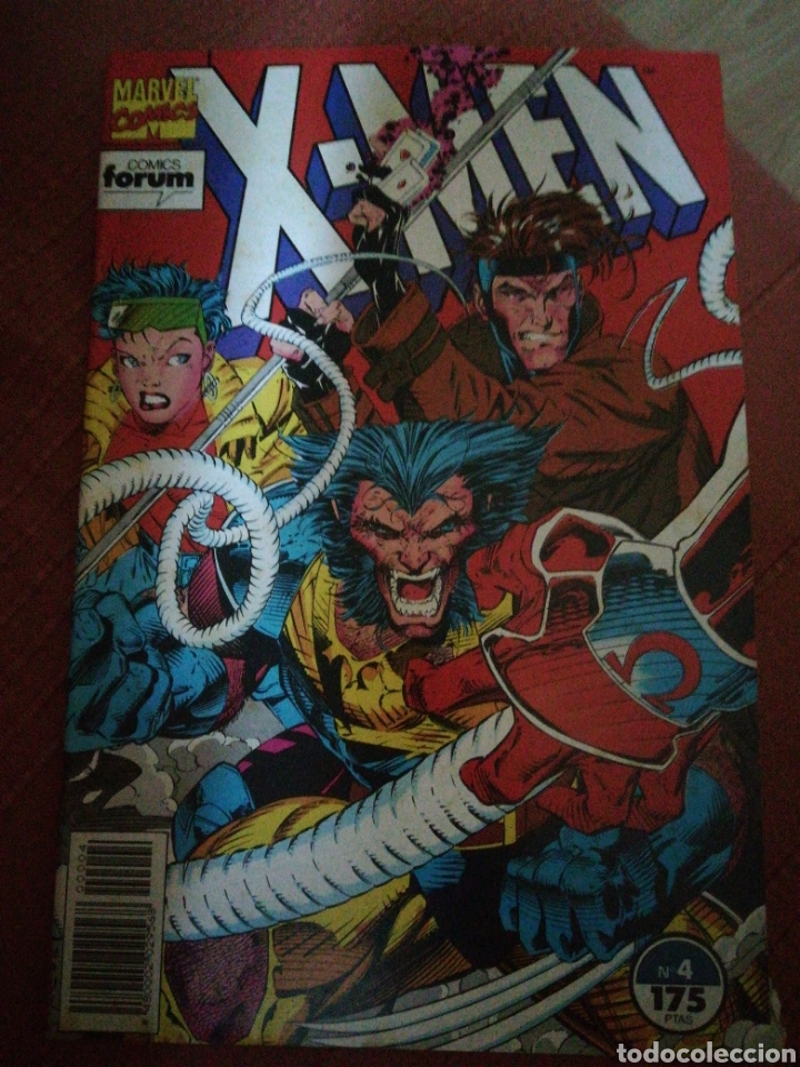 X-MEN 4 (Tebeos y Comics - Forum - X-Men)