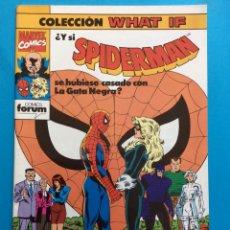 Cómics: Nº 30 - COLECCIÓN WHAT IF VOL.1 FORUM - SPIDERMAN. Lote 194709575