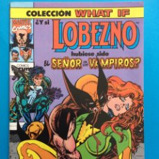 Cómics: Nº 33 - COLECCIÓN WHAT IF VOL.1 FORUM - LOBEZNO. Lote 194710068