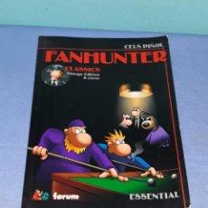 Cómics: FANHUNTER CLASSICS VINTAGE EDITION ESSENTIAL DE CELS PIÑOL COMICS FORUM EN MUY BUEN ESTADO. Lote 194710153