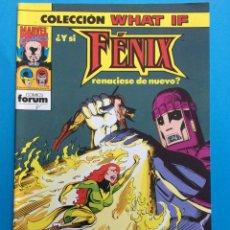 Cómics: Nº 44 - COLECCIÓN WHAT IF VOL.1 FORUM - LA PATRULLA X. Lote 194711531