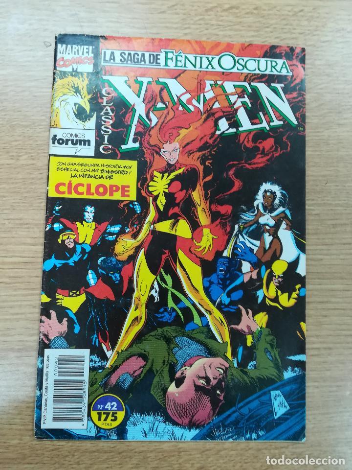 CLASSIC X-MEN VOL 1 #42 (Tebeos y Comics - Forum - X-Men)