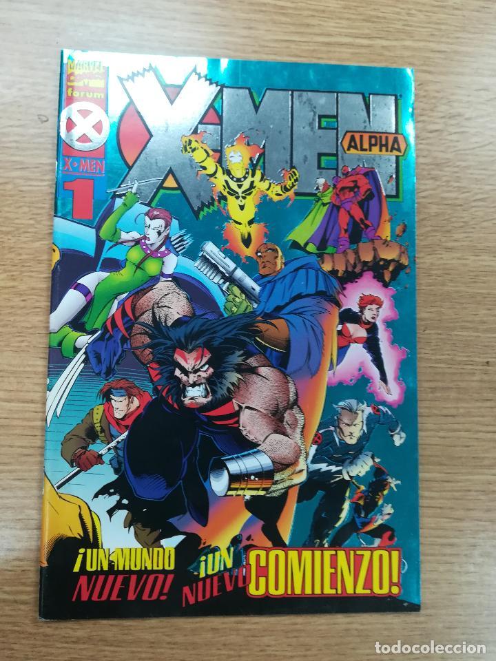 X-MEN ALPHA (Tebeos y Comics - Forum - X-Men)
