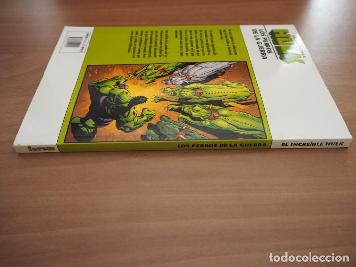 Cómics: EL INCREÍBLE HULK. LOS PERROS DE LA GUERRA - PAUL JENKINS, RON GARNEY & SAL BUSCEMA - Foto 5 - 194735015