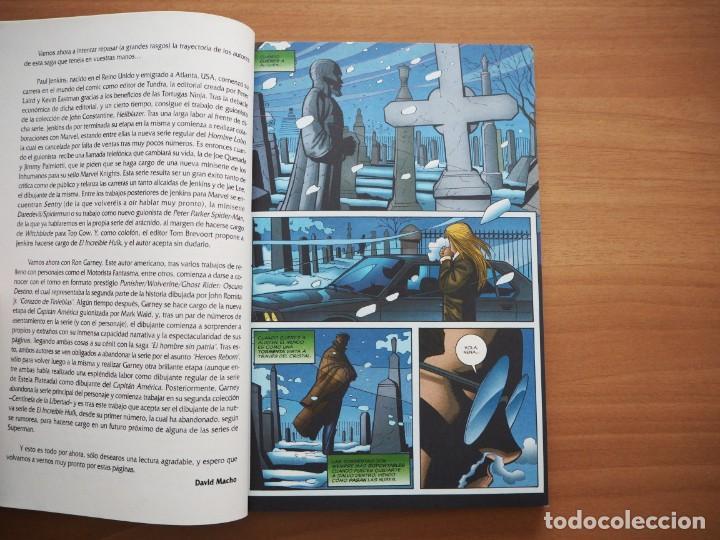Cómics: EL INCREÍBLE HULK. LOS PERROS DE LA GUERRA - PAUL JENKINS, RON GARNEY & SAL BUSCEMA - Foto 8 - 194735015