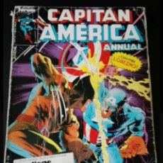 Cómics: CAPITAN AMERICA FORUM RETAPADO. Lote 194736315