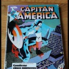 Cómics: CAPITAN AMERICA RETAPADO FORUM. Lote 194736875
