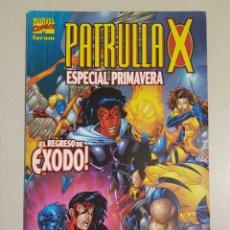 Cómics: PATRULLA-X ESPECIAL PRIMAVERA - GRAPA MARVEL - FORUM. Lote 194738901