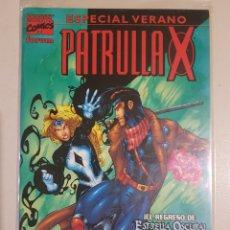 Cómics: PATRULLA-X ESPECIAL VERANO - GRAPA MARVEL - FORUM. Lote 194739498