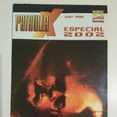 Cómics: PATRULLA-X ESPECIAL 2002 - GRAPA MARVEL - FORUM. Lote 194739930